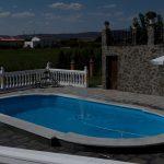 J9G7628-150x150 Radio borde piscina Blanco y Granallado 50 cm exterior