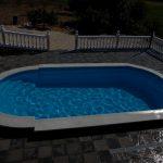 J9G7637-150x150 Radio borde piscina Blanco y Granallado 50 cm exterior
