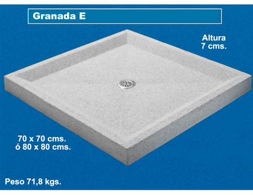 Plato Granada E