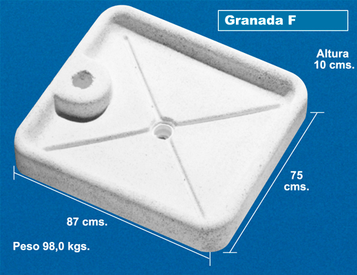 Plato Granada F