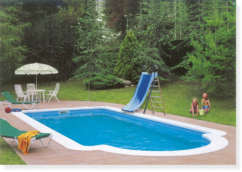 Borde de piscina 50 x 50 cm for Coronacion de piscinas