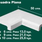Escuadra-Plana