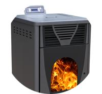 Calefacción con Pellet