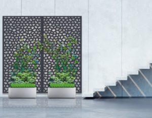 panel decorativo pared foto