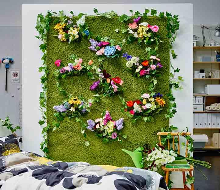 Jardines verticales todo para reformas - Jardines verticales plantas ...