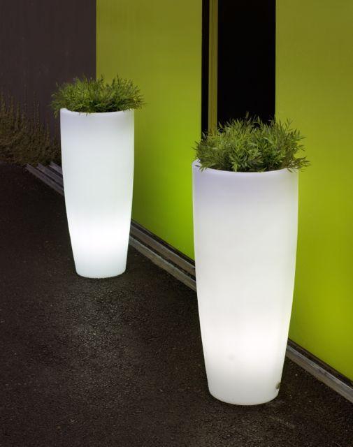 iluminacion-decoracion-jardin Decoración de jardines